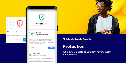 Bitdefender Mobile Security & Antivirus 3.3.063.978 screenshots 2