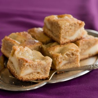 No-Bake Blondies As Good As Applebee's