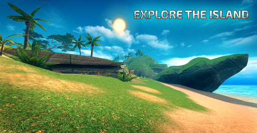 Jurassic Survival Island: Evolve Pro game for Android screenshot
