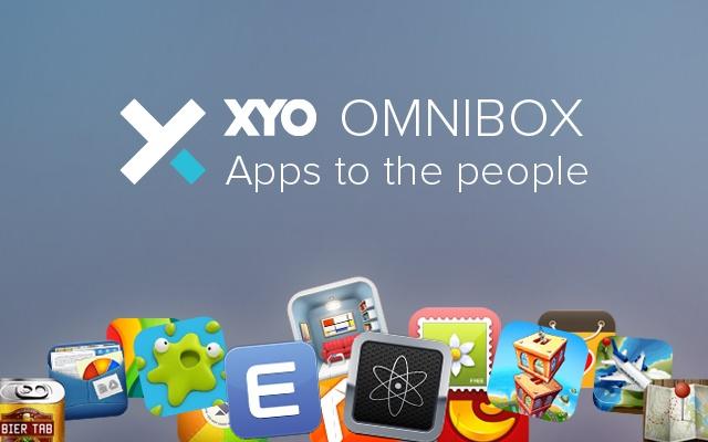 XYO.net app search