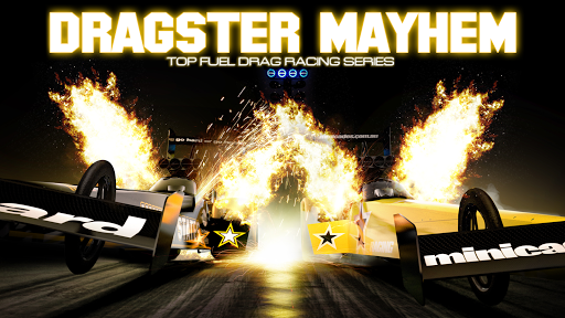 Dragster Mayhem - Top Fuel Sim 1.13 screenshots 1