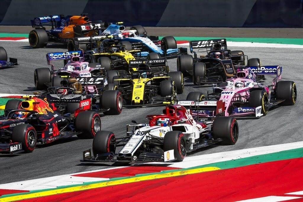 F1第9戦オーストリアGP