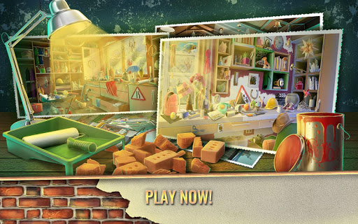 House Cleaning Hidden Object Game u2013 Home Makeover 2.5 screenshots 9