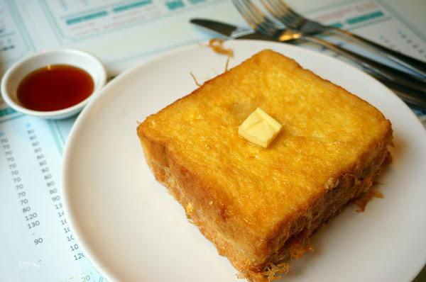 《南京三民》萬芳冰室 港式茶餐廳美食多 近京華城