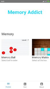 Memory Addict - náhled