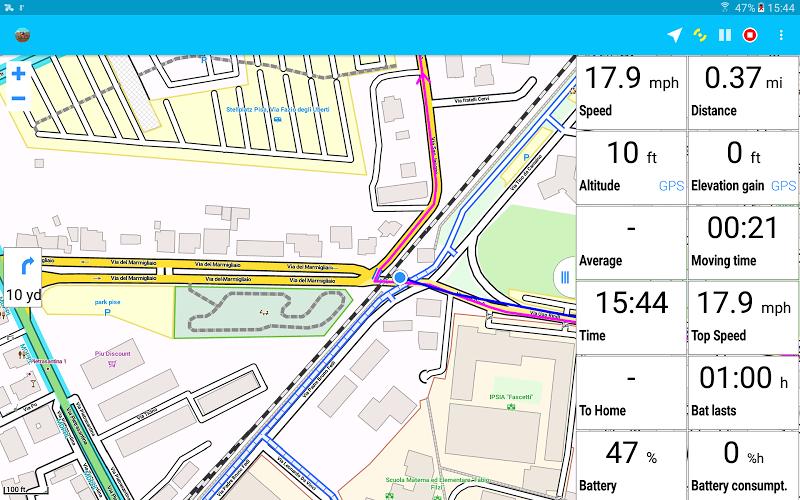 BikeComputer Pro Screenshot 8