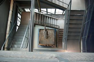 Photo: Fahrstuhl ausser Betrieb  Lift out of service