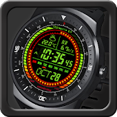 F02 WatchFace for Android Wear