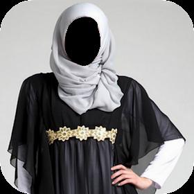 Modern Hijab Selfie Camera