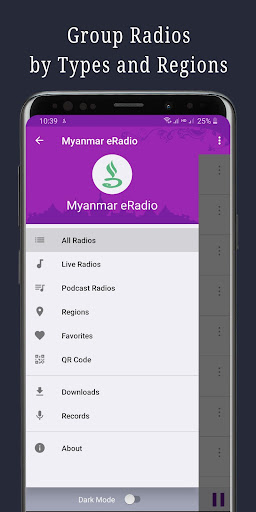 myanmar eradio screenshot 2