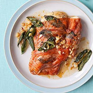 Prosciutto-Sage Chicken