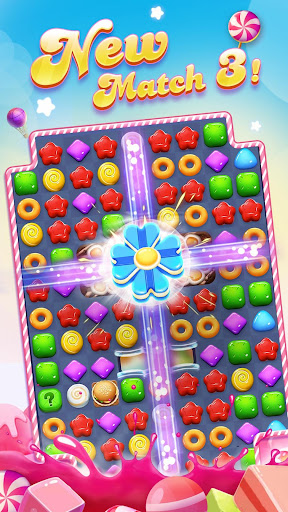 Candy Charming - 2019 Match 3 Puzzle Free Games for Android apk 7