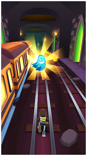 Subway Surfers Transylvania - screenshot