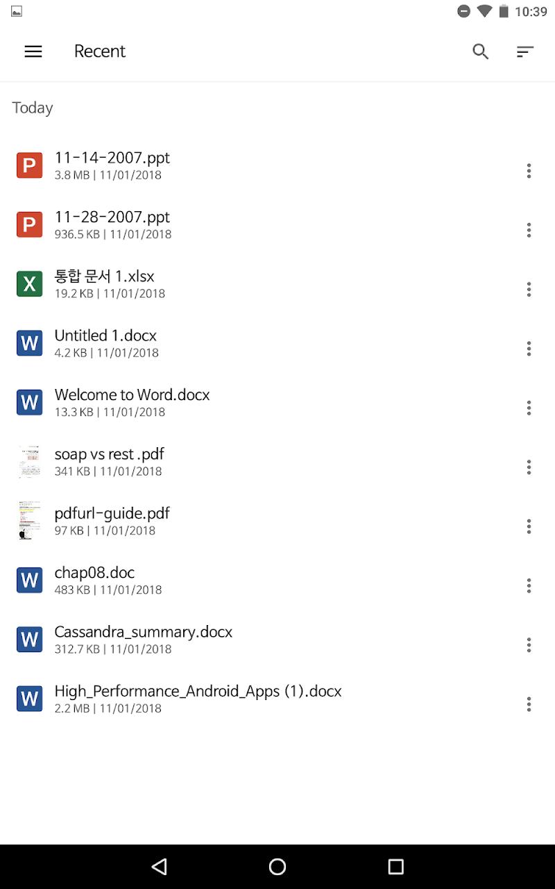 N Docs - Office, Pdf, Text, Markup, Ebook Reader Screenshot 15