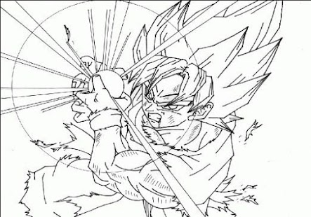 Descargar Dibujos para colorear Goku Series APK 1.0 APK para Android ...