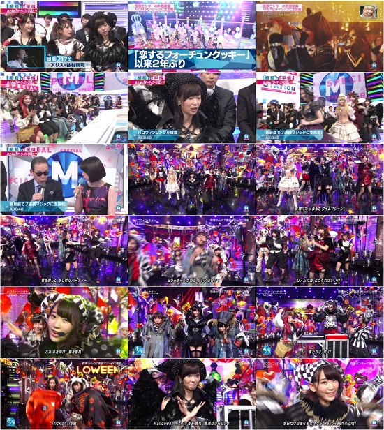 (TV-Music)(1080i) AKB48 Part – Music Station SP 150828