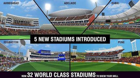 World Cricket Championship 2 APK screenshot thumbnail 10