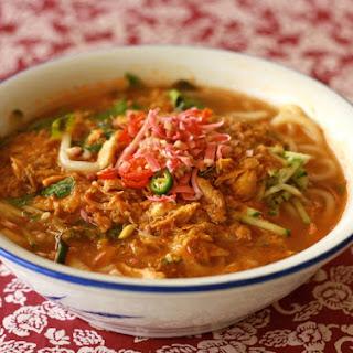 Family Recipe for Asam Laksa