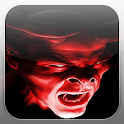 Red Devil Fire Flames LWP icon