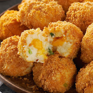 VELVEETA® Potato Bites.