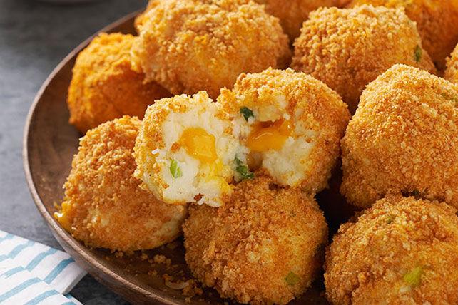 VELVEETA® Potato Bites Recipe