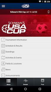 USA CUP - Schwan's- screenshot thumbnail