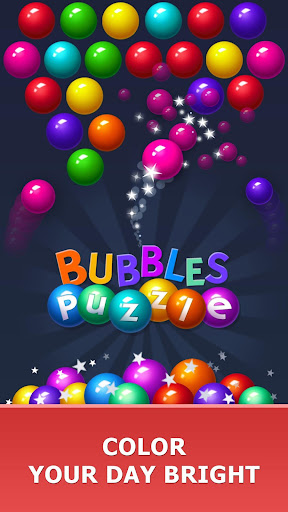 Bubbles Puzzle: Hit the Bubble Free 7.0.16 screenshots 8