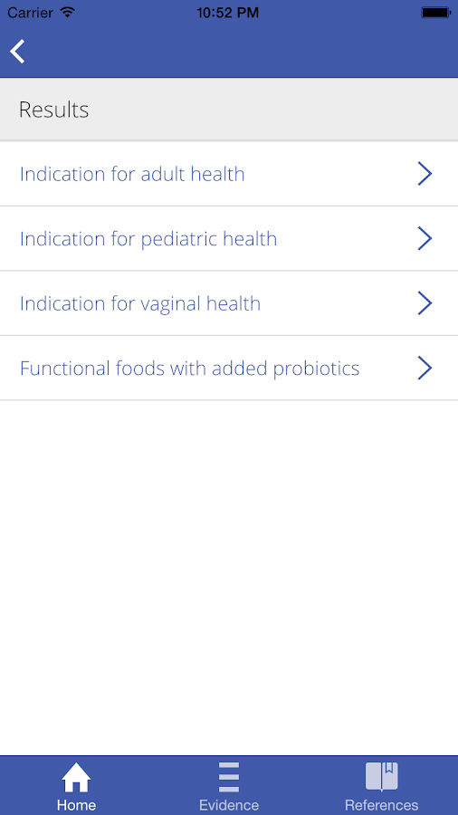 Probiotic Guide Canada- screenshot