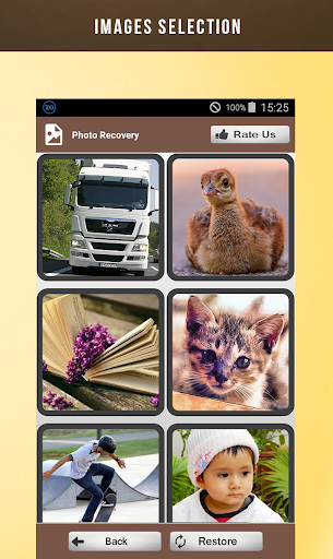 Deleted Photo Recovery 1.0.5 screenshots 3