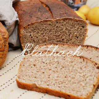 100% Rye Bread with Potatoes.