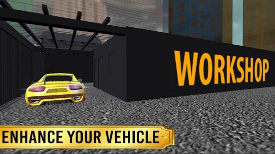 Crazy City Taxi Cab Driver - náhled