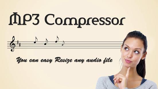 Audio : MP3 Compressor - náhled