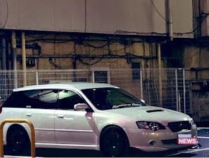 レガシィツーリングワゴン BP5 のカスタム事例画像 ふーちゃんさんの2020年01月27日19:38の投稿