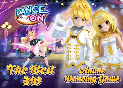 Dance On Mobile Screenshots