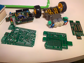 """Photo: Got a small number of """"A1.5"""" (not quite B1) boards back from BatchPCB"""