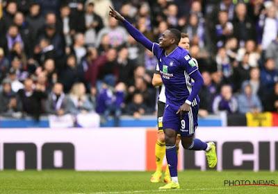 Anderlecht va lever l'option de Dimata !