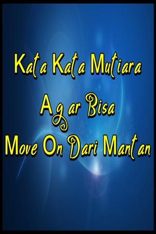 Kata Mutiara Agar Bisa Move On Dari Mantan 10 Apk By