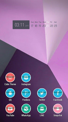 Roundness Icon Pack