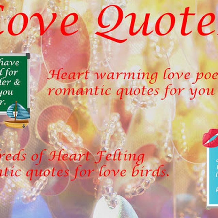 Inspirational Quotes On Love with Images