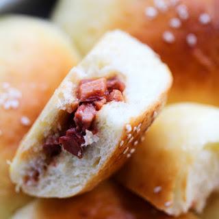 Char Siu Bao-Baked Buns