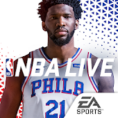 NBA LIVE Mobile Pallacanestro icon