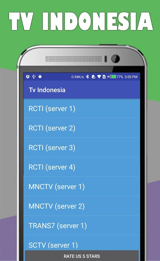 tv indonesia - indosiar tv - android apps on google play - Mobile Tv Indonesia