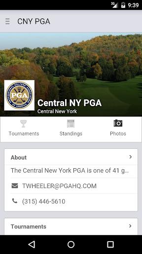 Central New York PGA