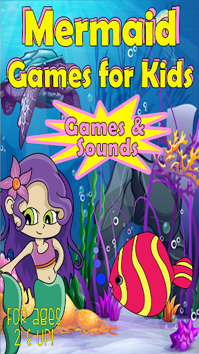 Mermaid Games for Free : Girls