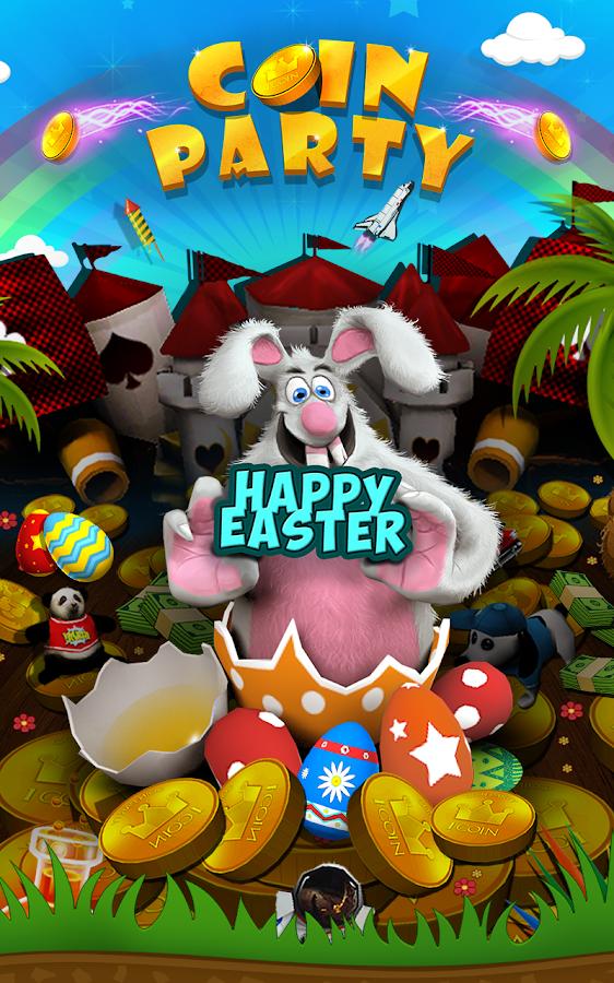 Coin Party: Carnival Pusher - screenshot