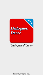 Dancing movie Filmy Dialogues - náhled
