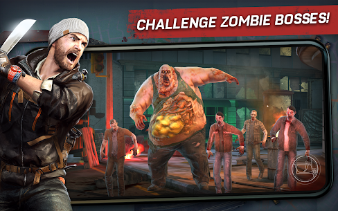 Left to Survive: PvP Zombie Shooter Mod 3.2.2 Apk [Unlimited Equipment + Burst without Shuffle Switch] 9