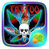 (FREE) GO SMS TATTOO STICKER