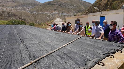 Cortés destaca la importancia de la infraestructura hídrica para la agricultura
