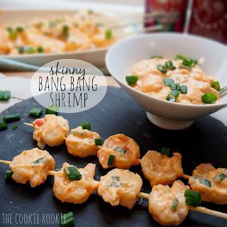Skinny Bang Bang Shrimp Recipe